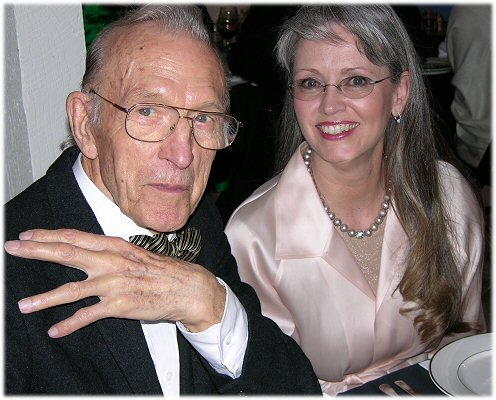 Dr. Harold Kleinert and wife Sharon.